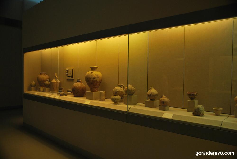 Санторини музеи