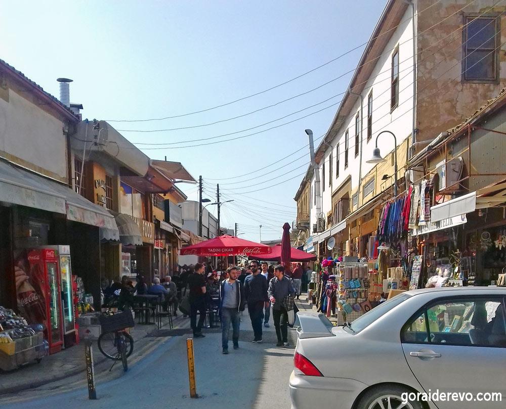 Турецкая половина Никосии
