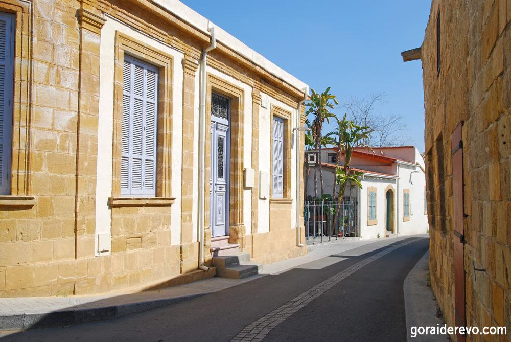 Улицы Никосии
