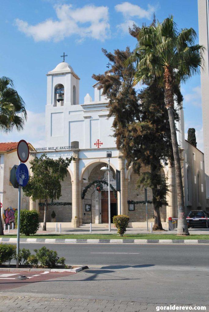 Лимассол церковь