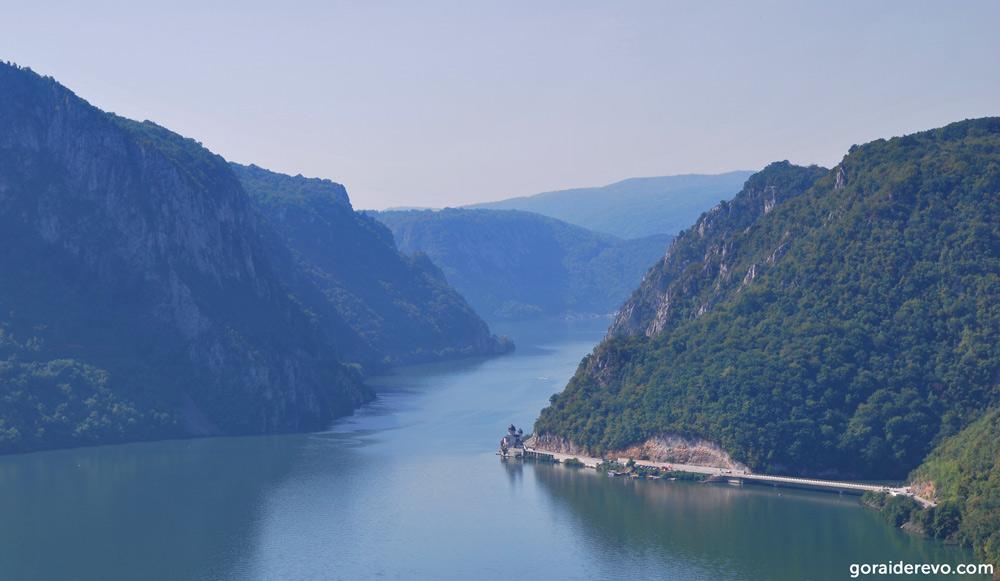 Джердап Сербия