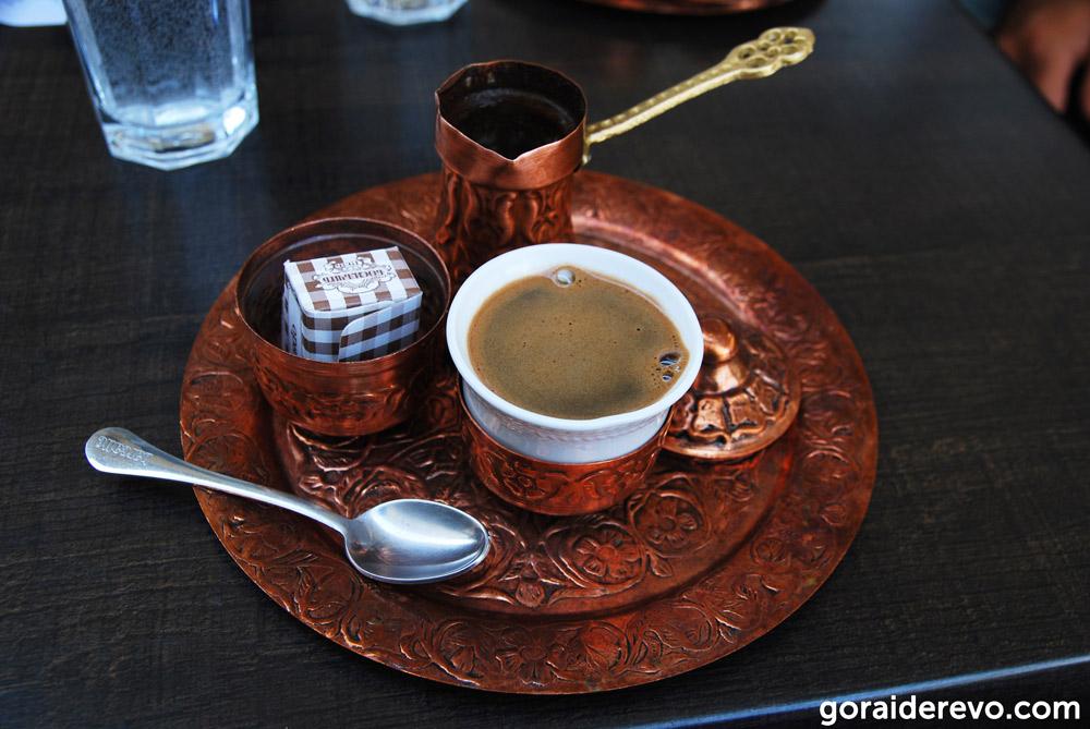 Сербия кофе
