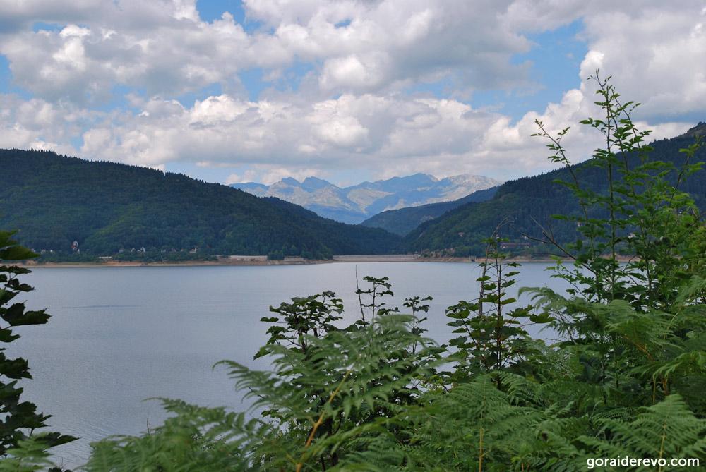 Мавровское озеро Македония
