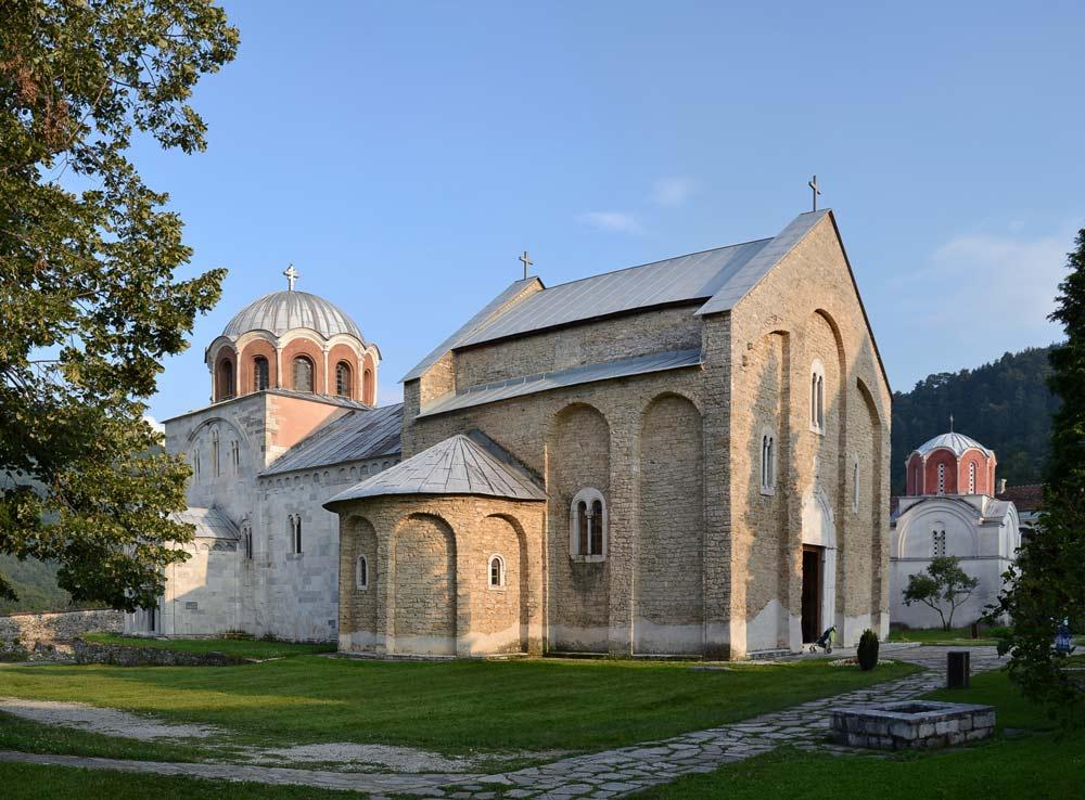 Студеница монастырь