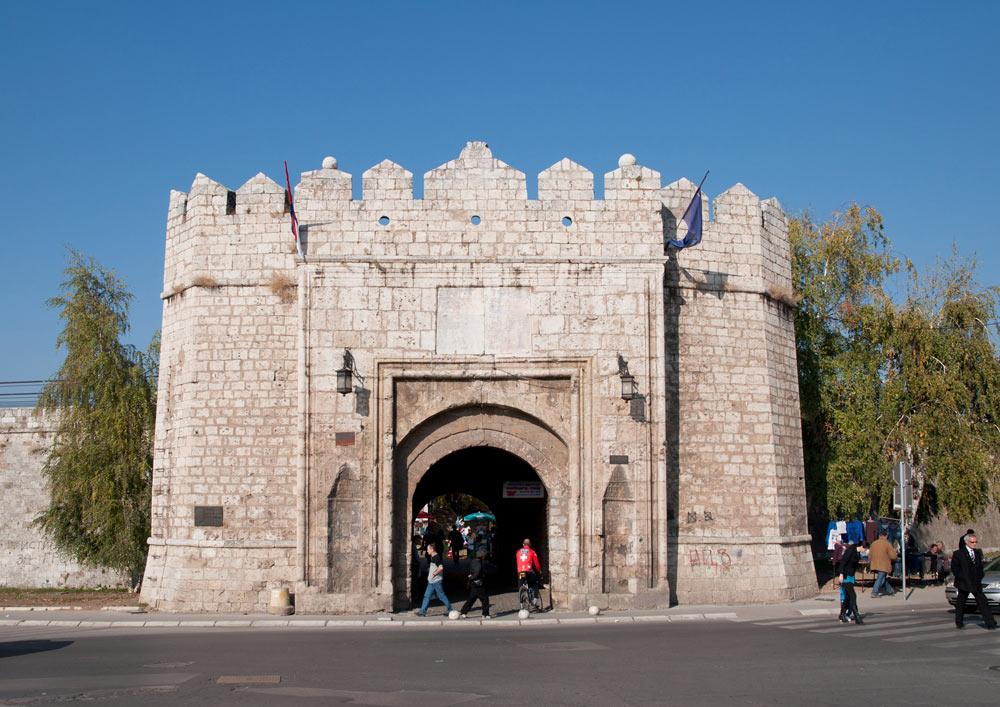 Нишская крепость