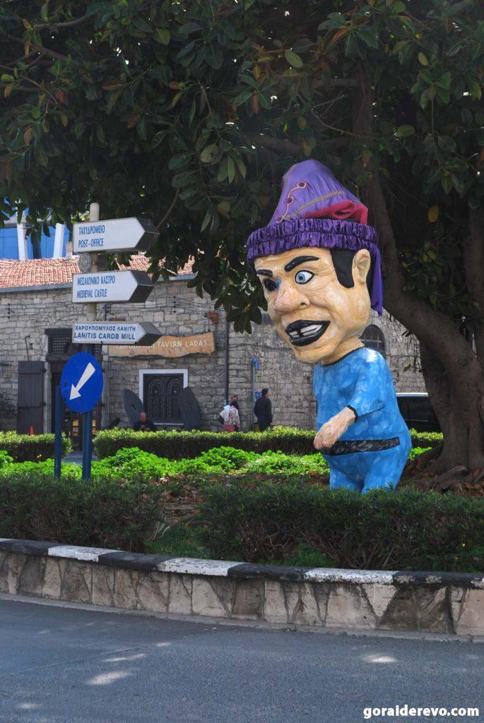 статуи Лимассол