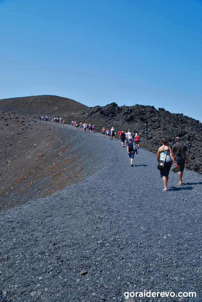 вулкан Санторини