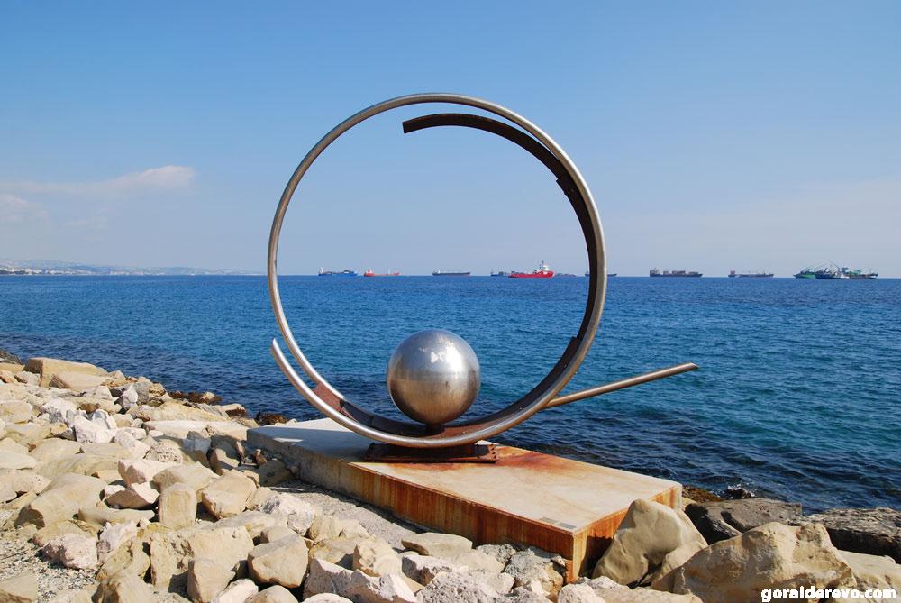 скульптуры Лимассол