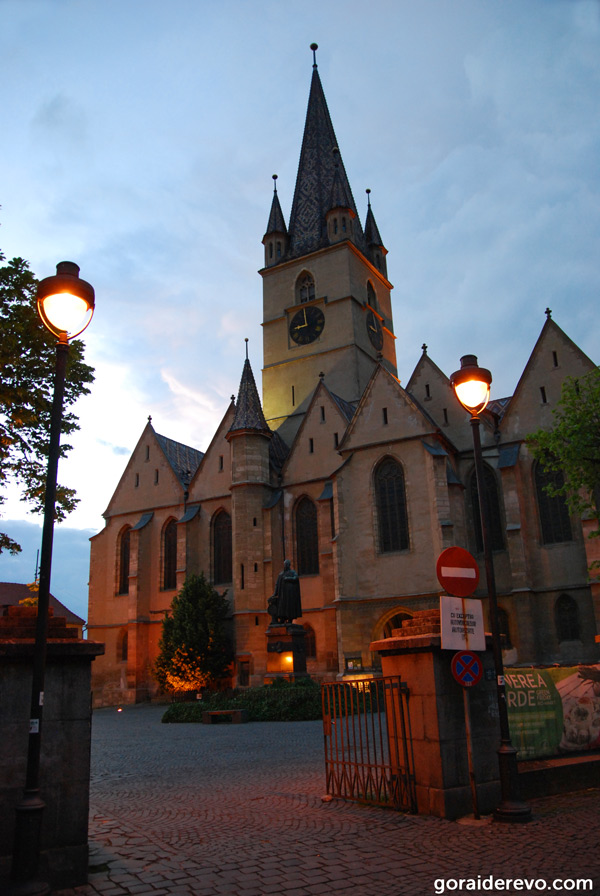собор святой Марии Сибиу