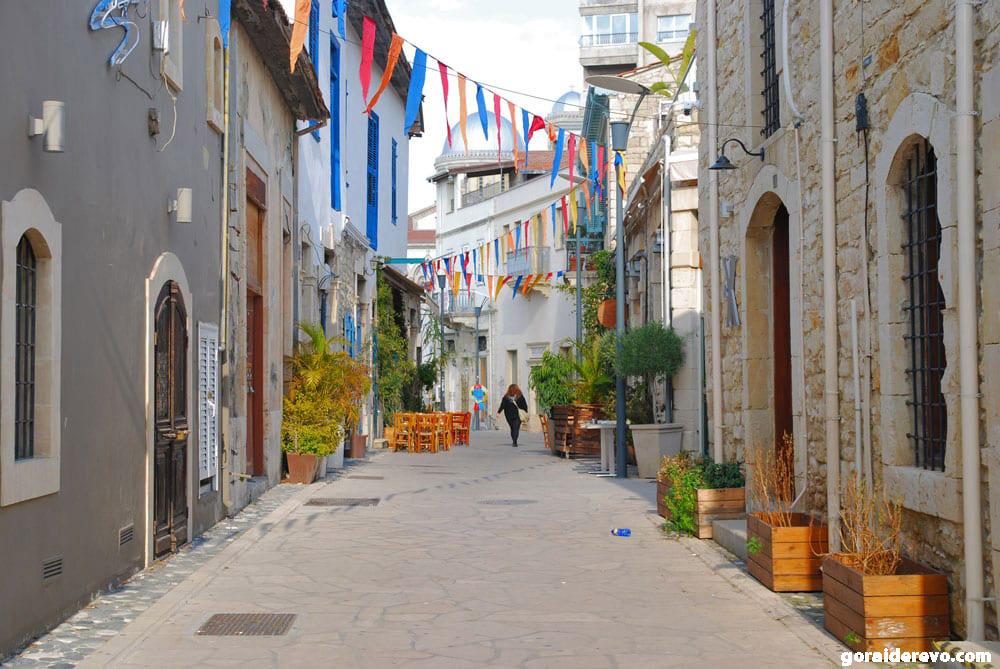 Лимассол старый город