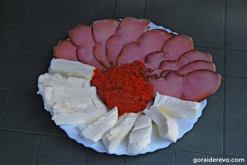 деликатесы Сербия