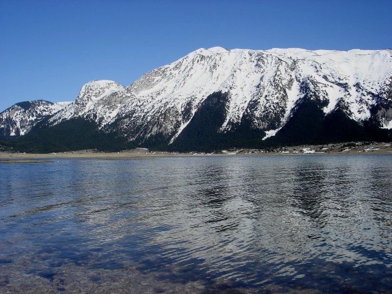 Блидиньское озеро