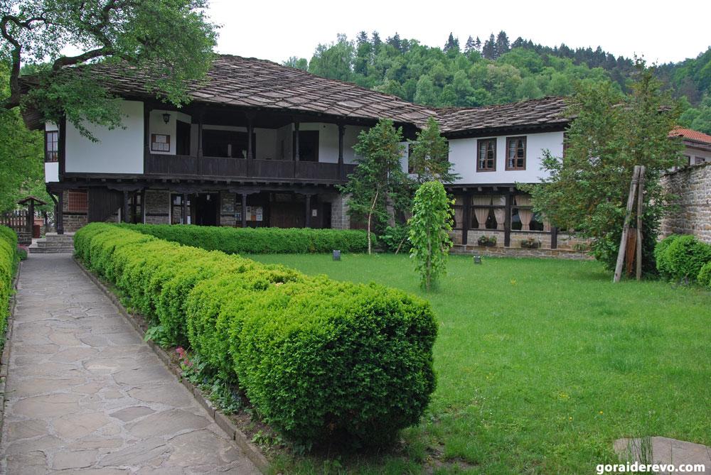 музей Трявна