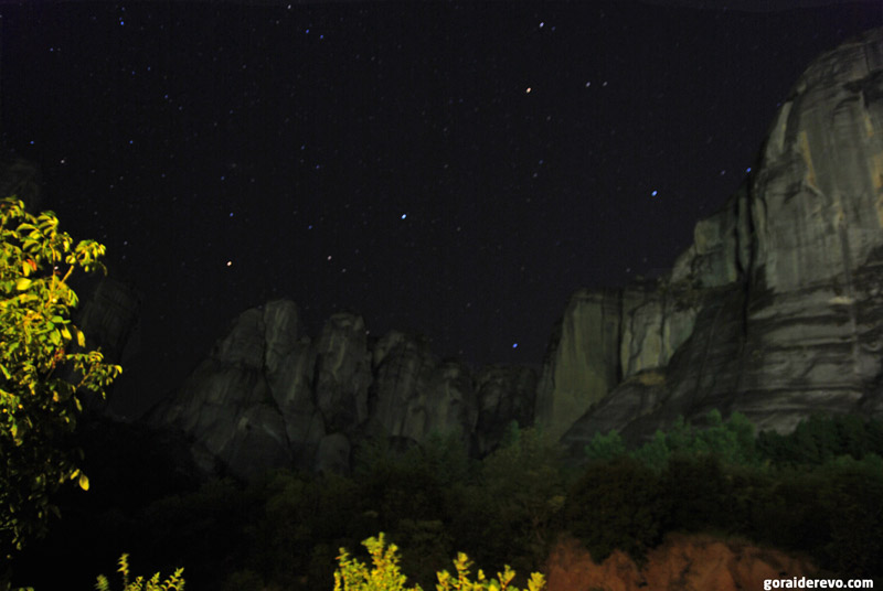 ночные Метеоры
