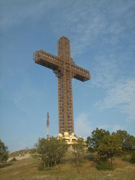 Крест тысячелетия Скопье