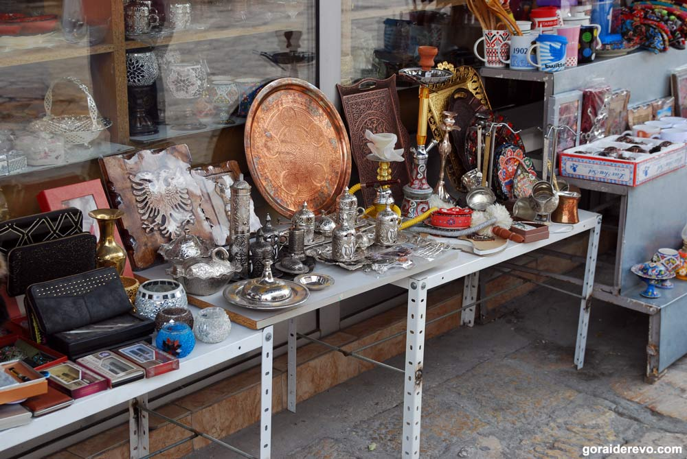 базар в Скопье