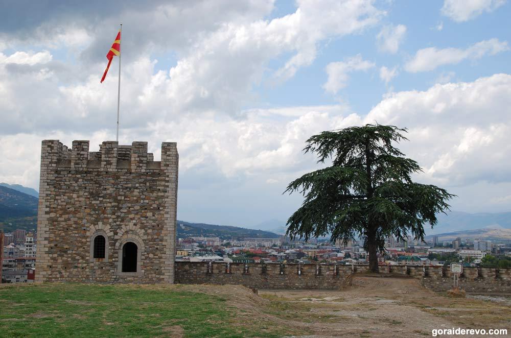 крепость Кале Скопье