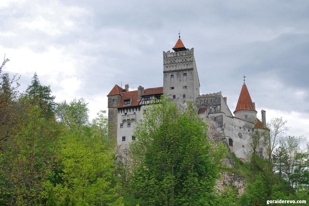 Бран замок Дракулы Румыния