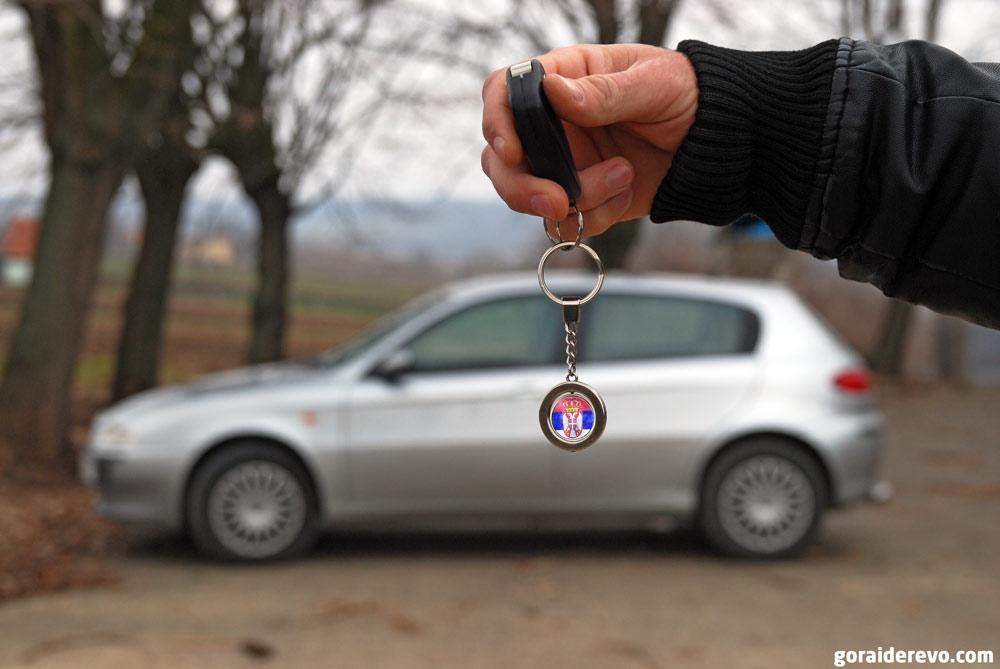 как купить авто в Сербии