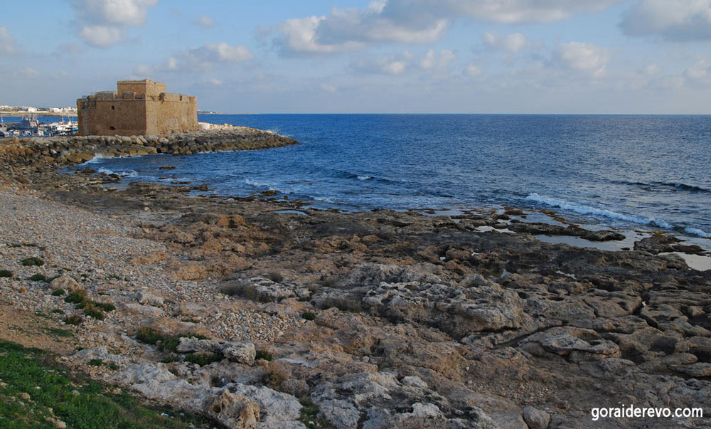 Пафос замок