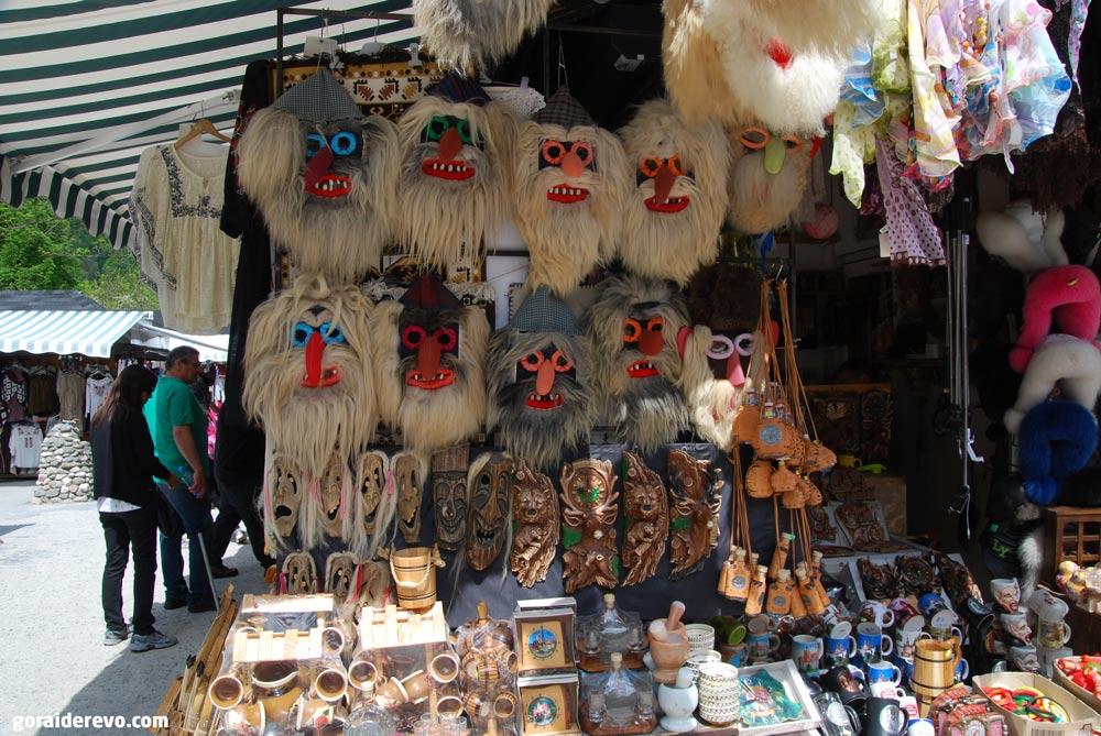 Румынские сувениры