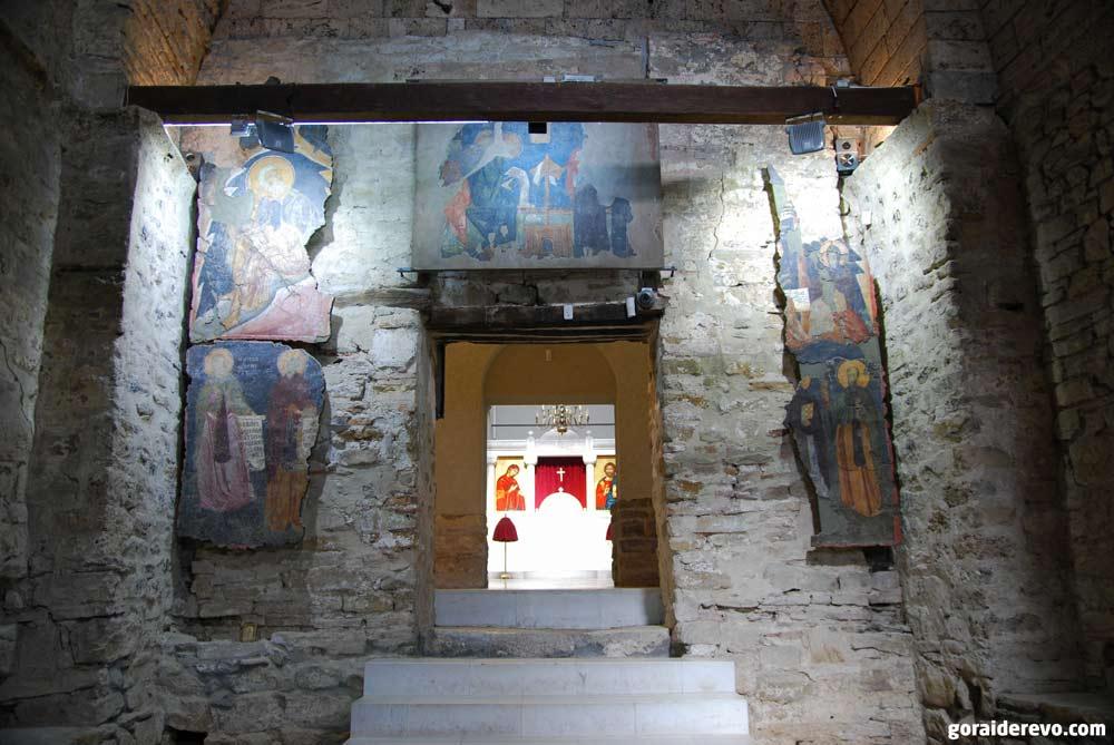 фрески церкви
