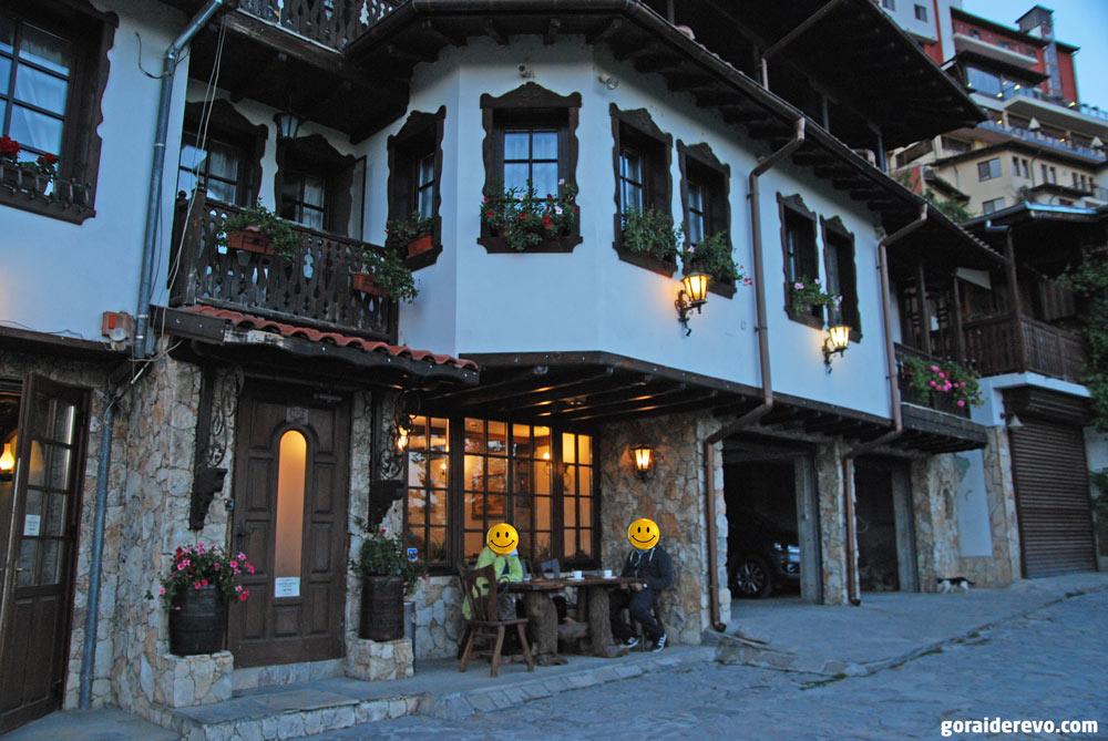 старые дома Велико-Тырново