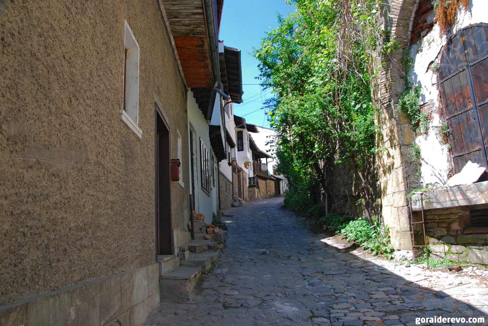 Старый город Велико-Тырново