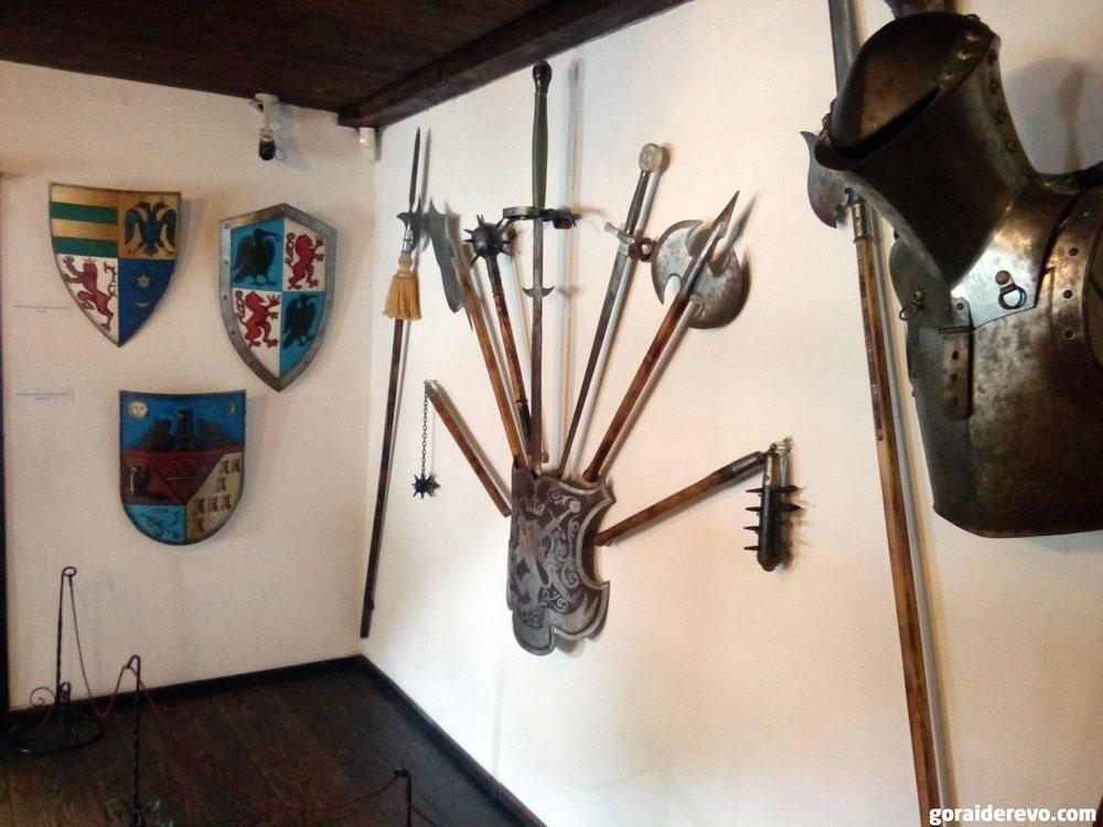 Замок Бран музей