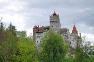 замок Бран в Трансильвании