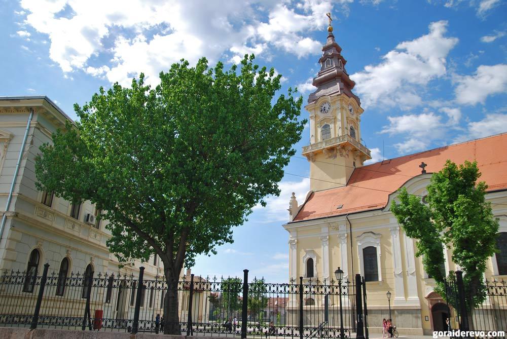 церковь святого Николы Вршац