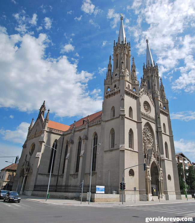 церковь Святого Герхарда Вршац