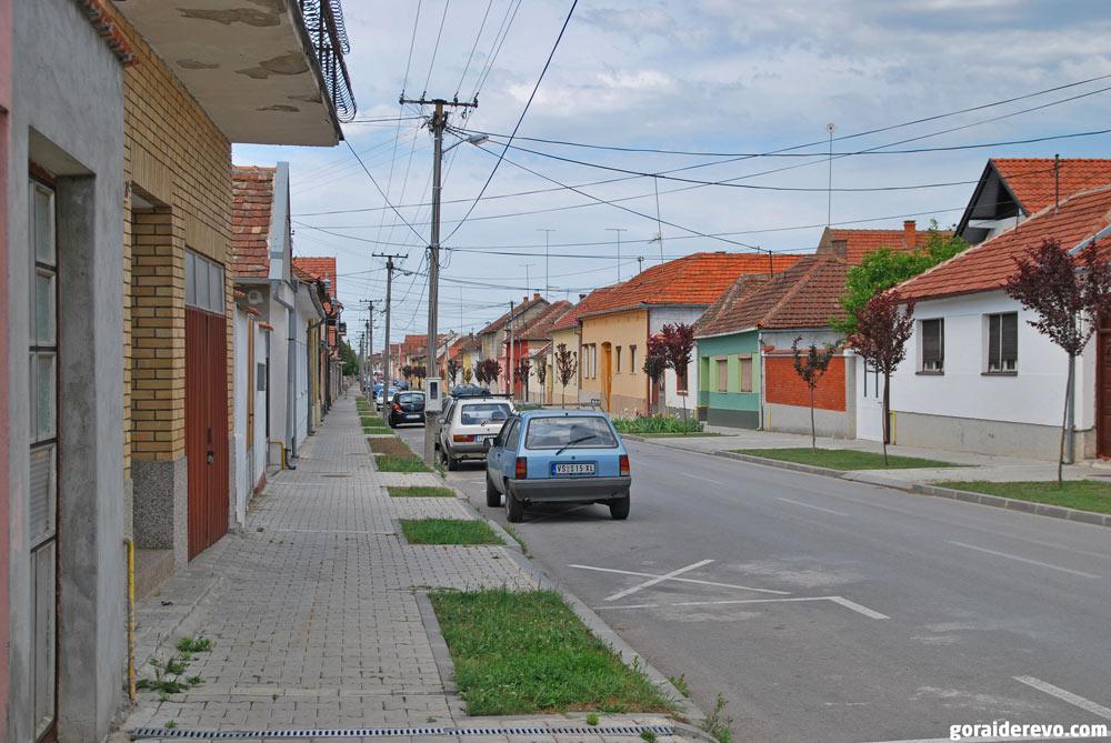 город Вршац Сербия