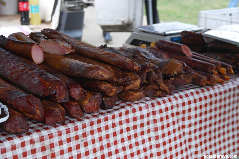 сербские колбасы