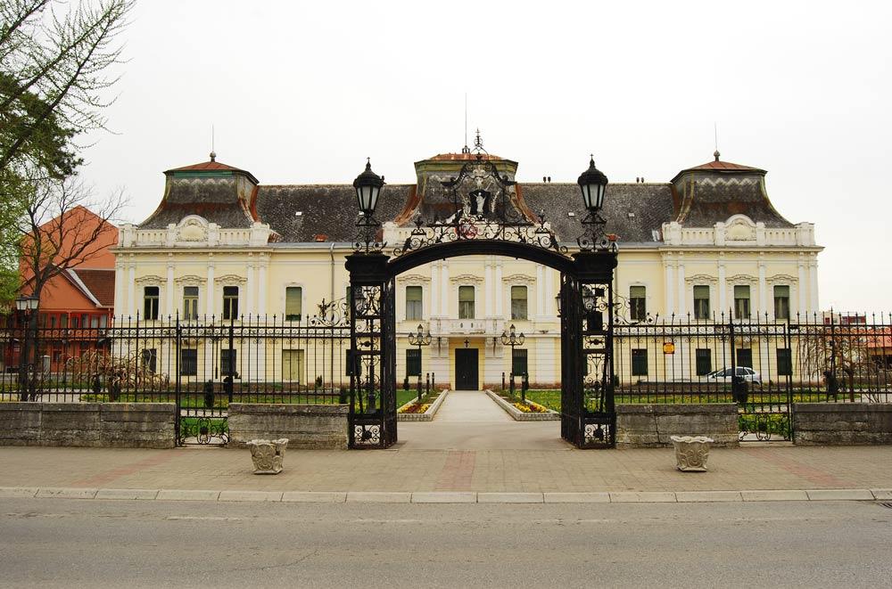 Владичански двор Вршац