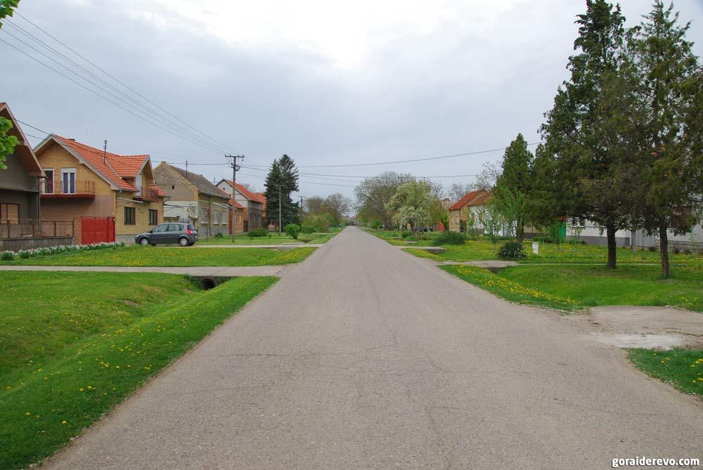поселение Ковачица Сербия