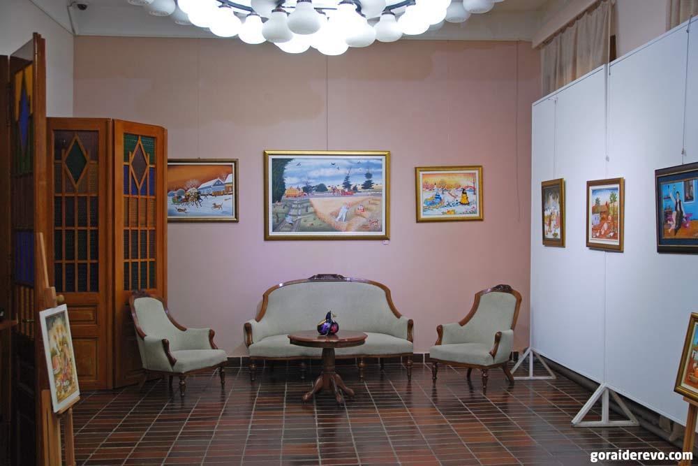 галерея наивного искусства Ковачица Сербия