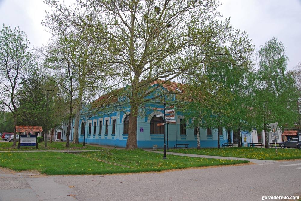 музей наивного искусства в Ковачице