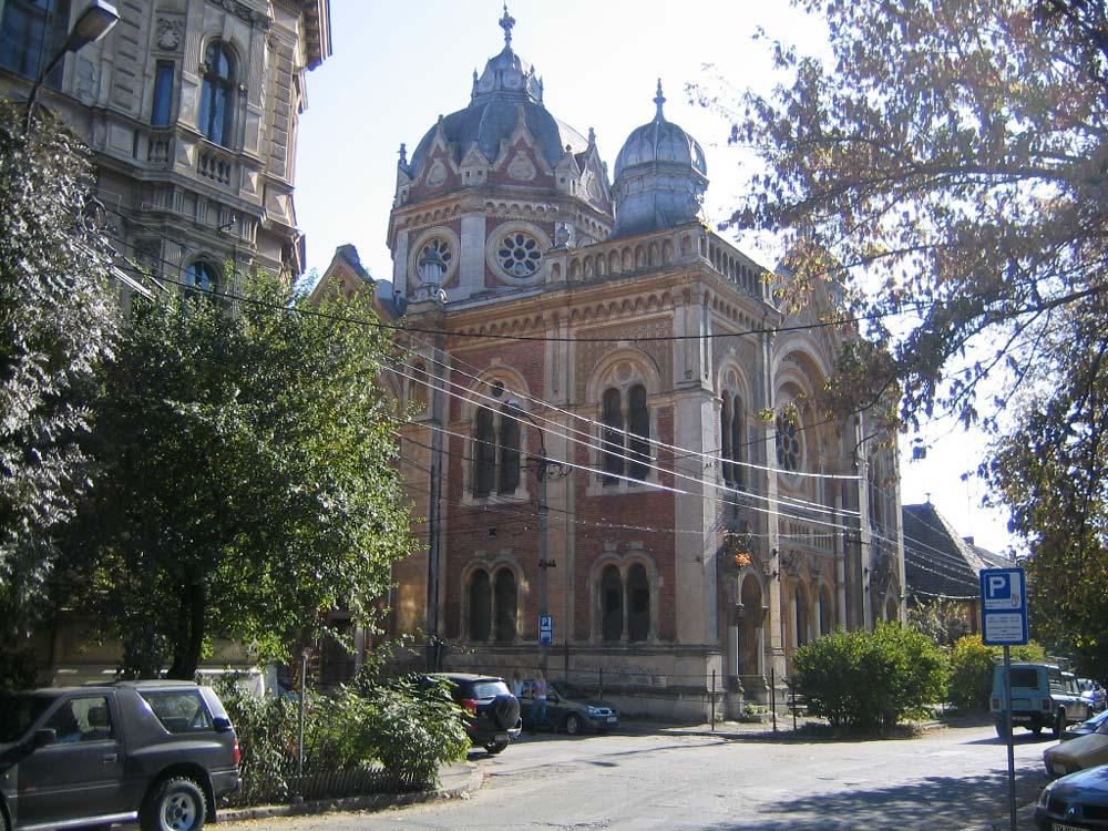 синагога Тимишоара