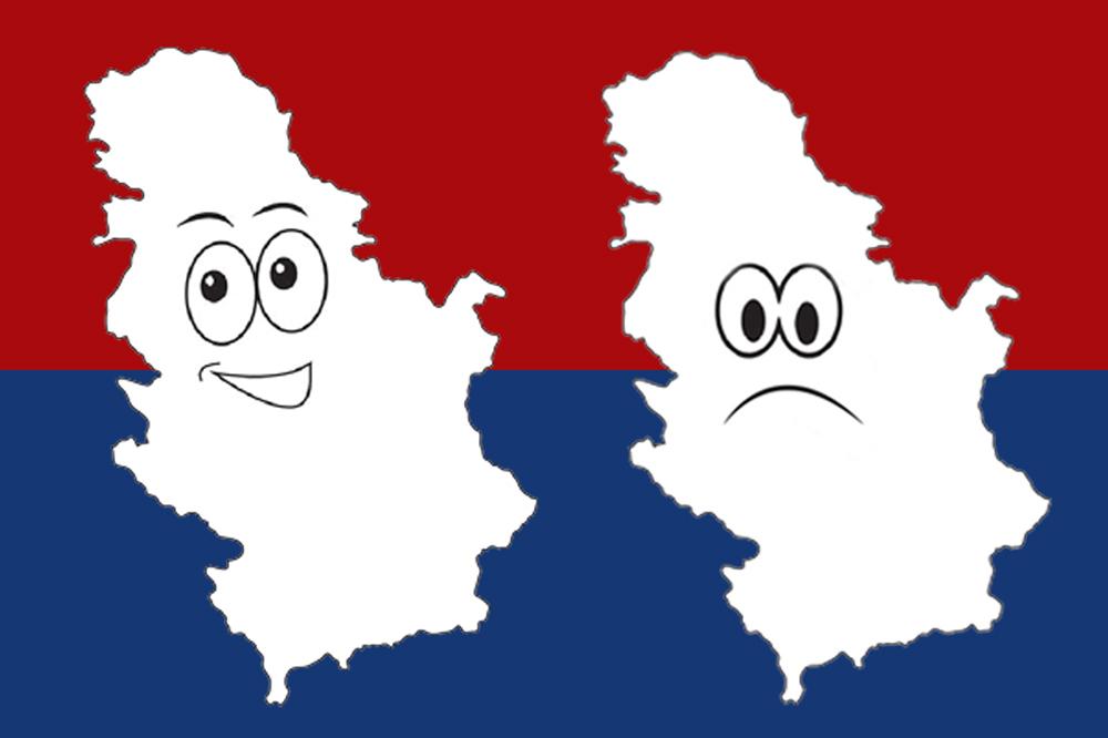 как живется в Сербии