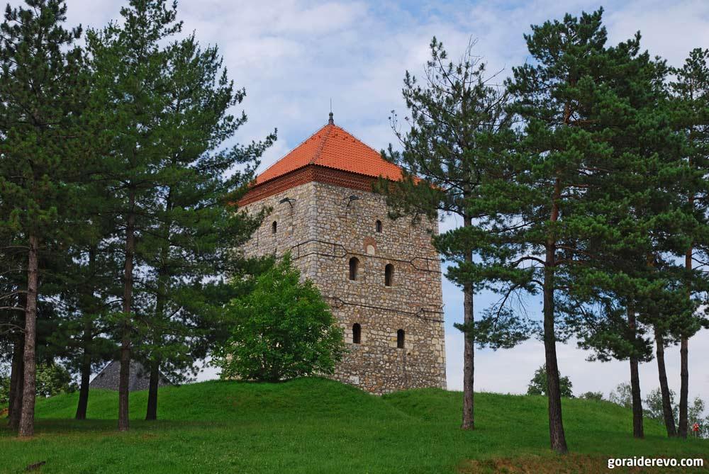 башня Ненадовича - кула