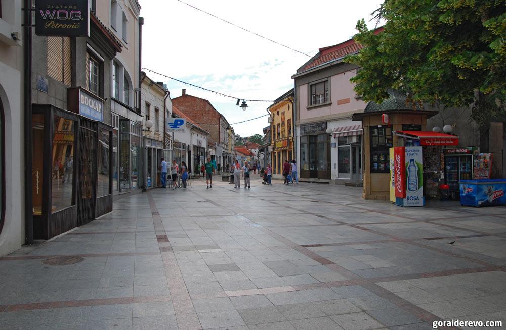 город Валево Сербия