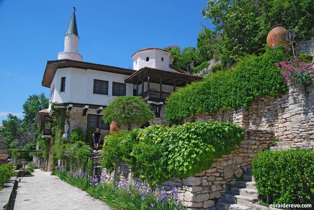 дворец румынской королевы в Балчике