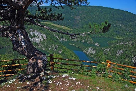 каньон Чехотина Матаруге