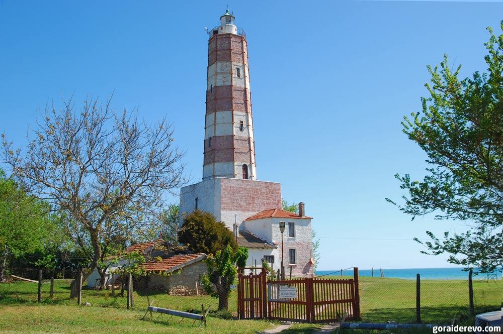 маяк Шабла Болгария