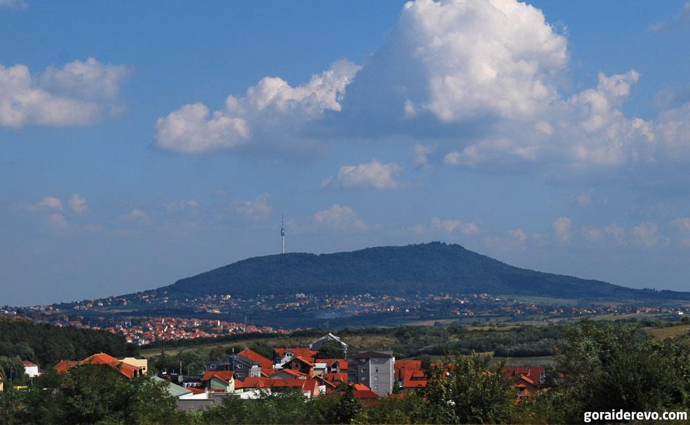 гора Авала Белград