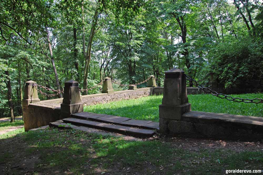 место убийства князя Михаила