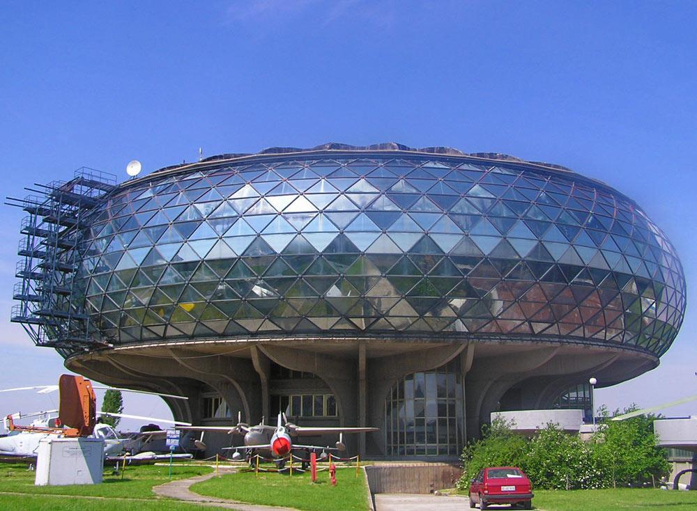 музей воздухоплавания Белград