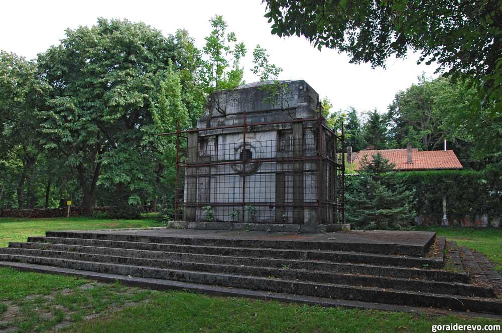 немецкое кладбище Кошутняк