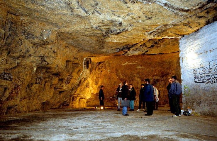 пещеры Ташмайдана